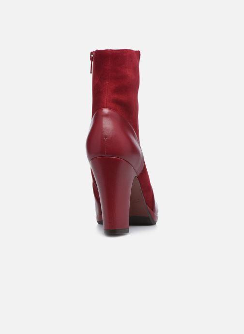Bottines et boots Chie Mihara CAREL Marron vue droite