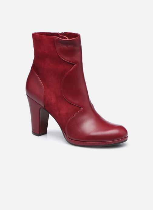 Bottines et boots Chie Mihara CAREL Marron vue détail/paire