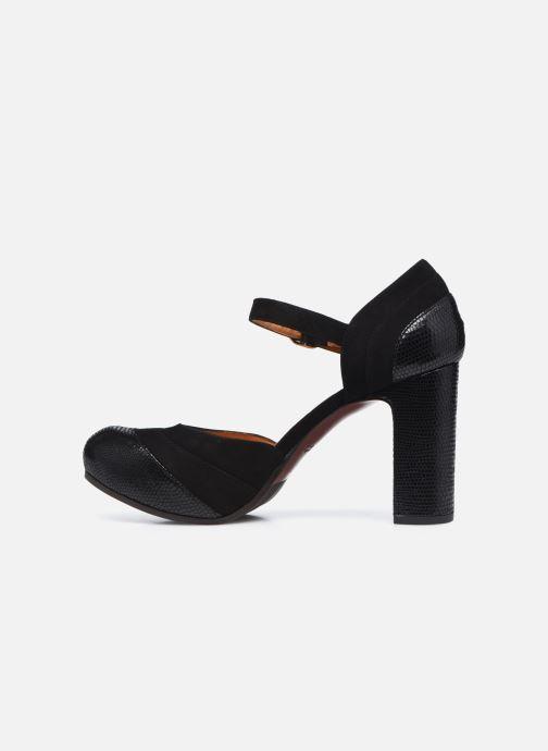Zapatos de tacón Chie Mihara DELIA Negro vista de frente