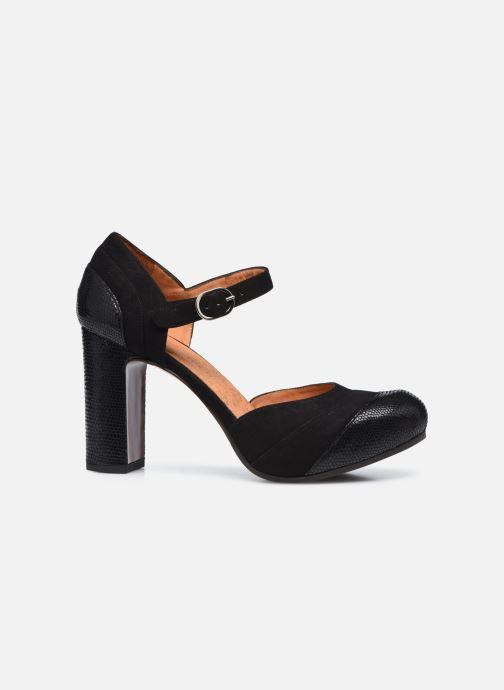 Zapatos de tacón Chie Mihara DELIA Negro vistra trasera