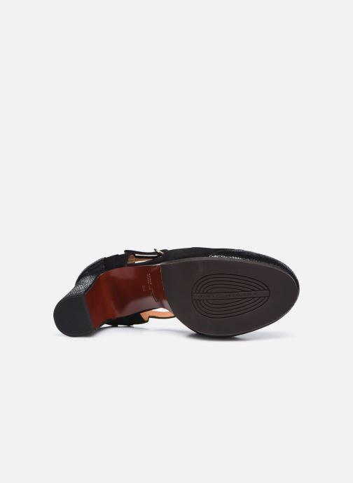 Zapatos de tacón Chie Mihara DELIA Negro vista de arriba
