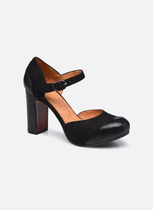 Zapatos de tacón Chie Mihara DELIA Negro vista de detalle / par