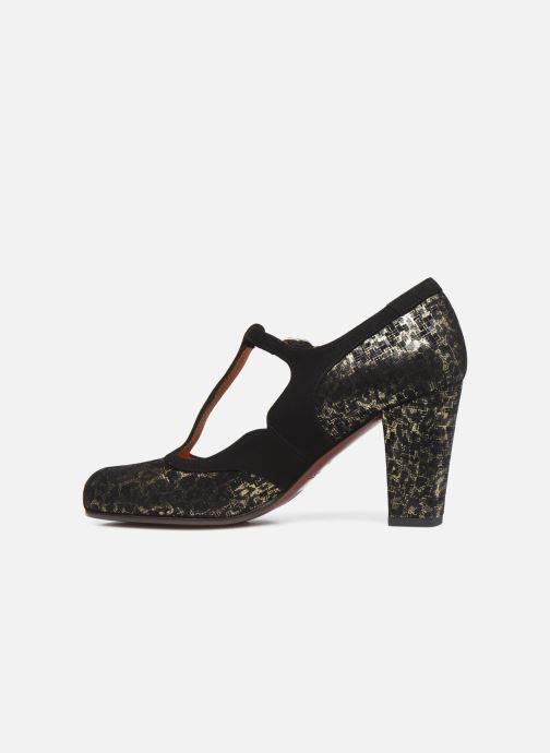 Zapatos de tacón Chie Mihara ULISE Plateado vista de frente