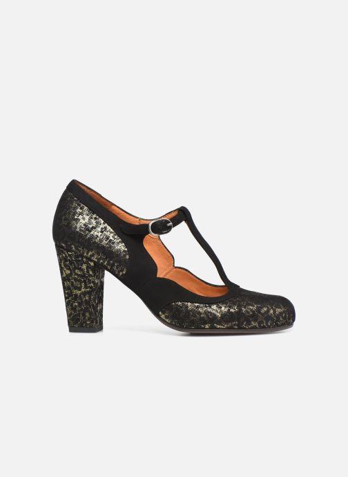 Zapatos de tacón Chie Mihara ULISE Plateado vistra trasera