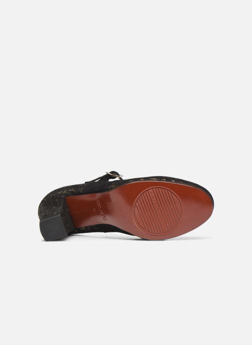Zapatos de tacón Chie Mihara ULISE Plateado vista de arriba