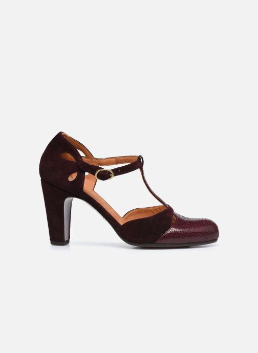 Zapatos de tacón Chie Mihara KUNA37 Vino vistra trasera