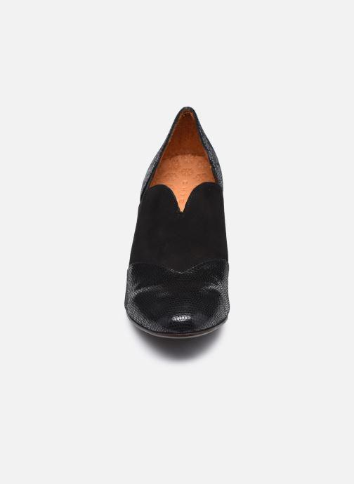 Bottines et boots Chie Mihara ERMIN Noir vue portées chaussures