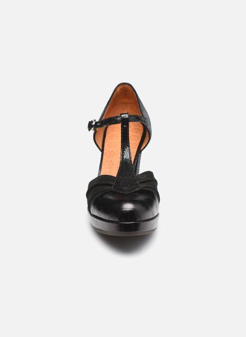 Escarpins Chie Mihara JUDETA Noir vue portées chaussures