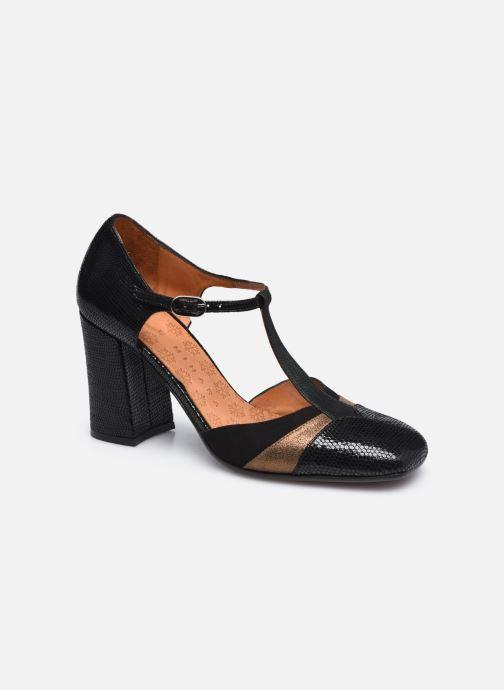 Zapatos de tacón Chie Mihara RAINA Negro vista de detalle / par