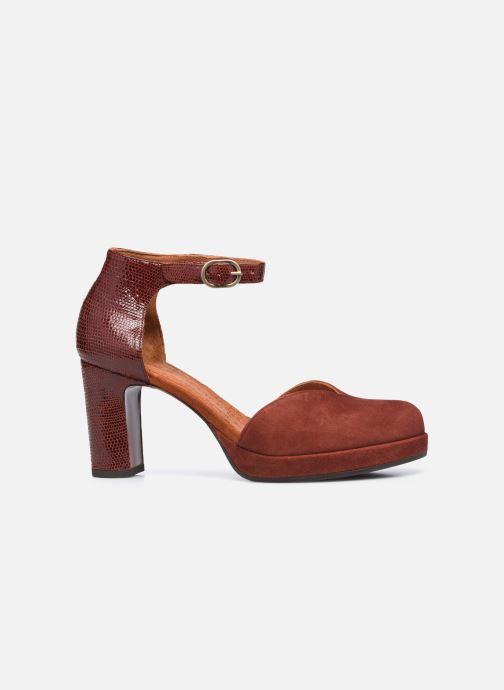 Zapatos de tacón Chie Mihara JO-MAHO37 Marrón vistra trasera