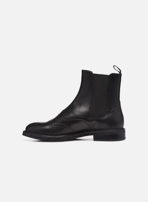 Boots en enkellaarsjes Vagabond Shoemakers AMINA 5003 Zwart voorkant