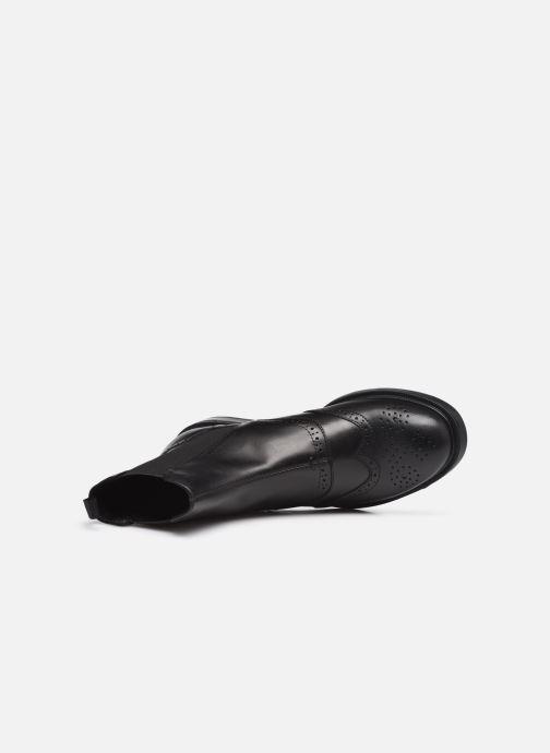 Stivaletti e tronchetti Vagabond Shoemakers AMINA 5003 Nero immagine sinistra