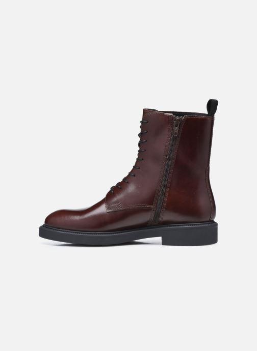 Boots en enkellaarsjes Vagabond Shoemakers ALEX W 5048-101 Bruin voorkant