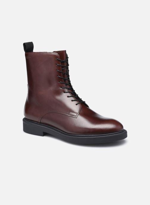 Bottines et boots Vagabond Shoemakers ALEX W 5048-101 Marron vue détail/paire