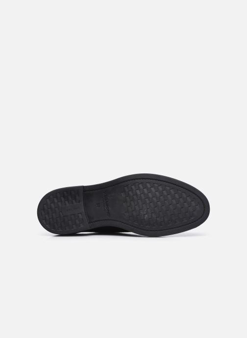 Schnürschuhe Vagabond Shoemakers ALEX W 5048-201 schwarz ansicht von oben