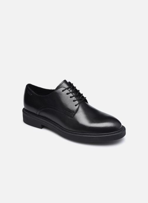 Veterschoenen Vagabond Shoemakers ALEX W 5048-201 Zwart detail