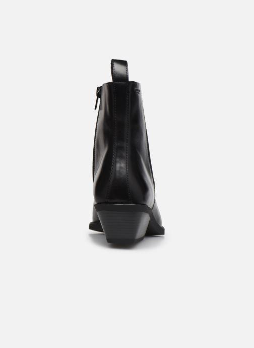 Bottines et boots Vagabond Shoemakers ALLY 5011-201 Noir vue droite