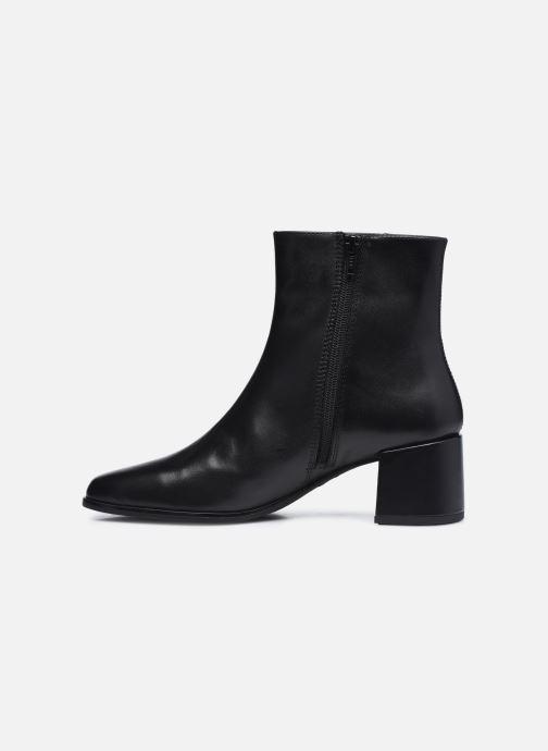 Boots en enkellaarsjes Vagabond Shoemakers STINA 5009 Zwart voorkant
