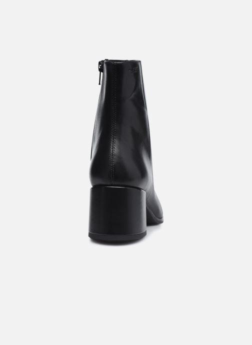 Boots en enkellaarsjes Vagabond Shoemakers STINA 5009 Zwart rechts