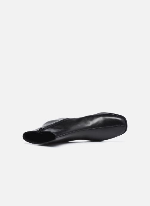 Boots en enkellaarsjes Vagabond Shoemakers STINA 5009 Zwart links