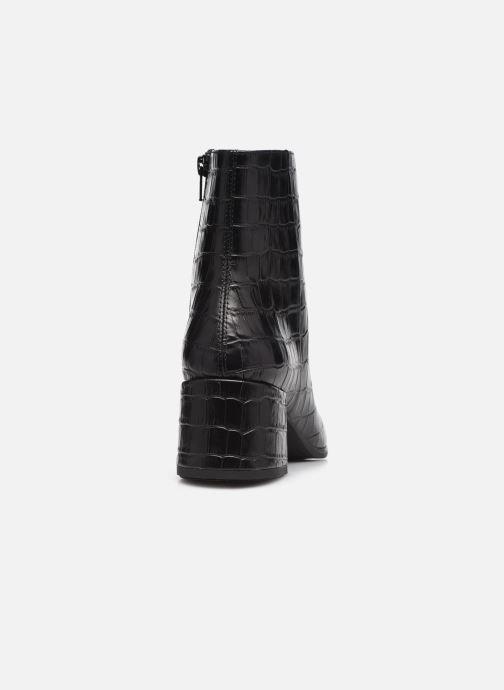 Botines  Vagabond Shoemakers STINA 5009 Negro vista lateral derecha
