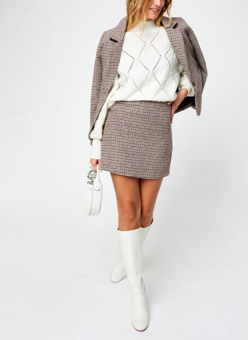 Vêtements Garance JUPE FABIO Multicolore vue bas / vue portée sac