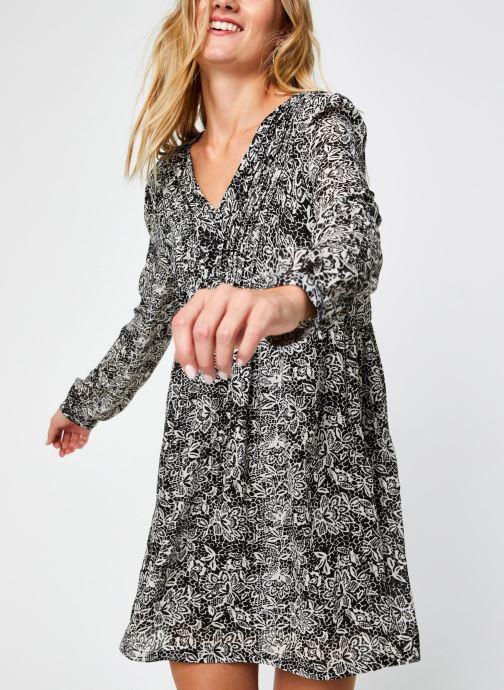 Vêtements Garance ROBE FARED Noir vue détail/paire