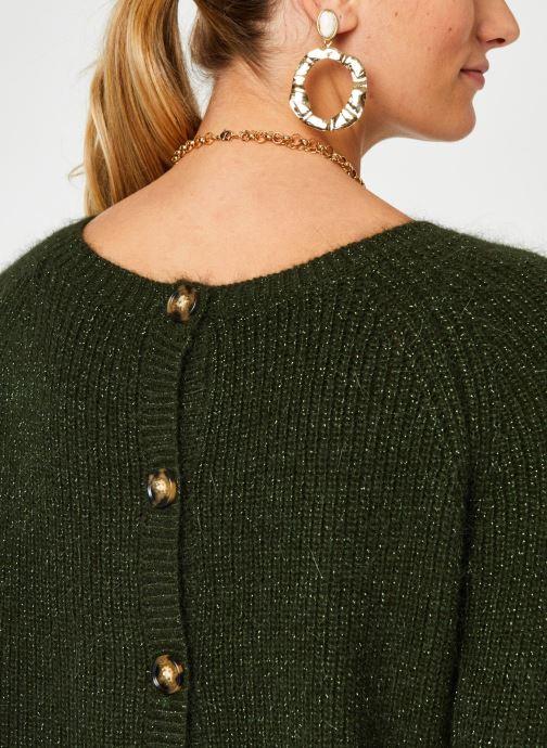 Vêtements Garance PULL FILDOR Vert vue face