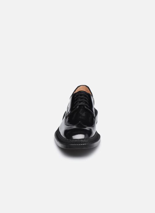 Chaussures à lacets Free Lance CHRIS DERBY Noir vue portées chaussures