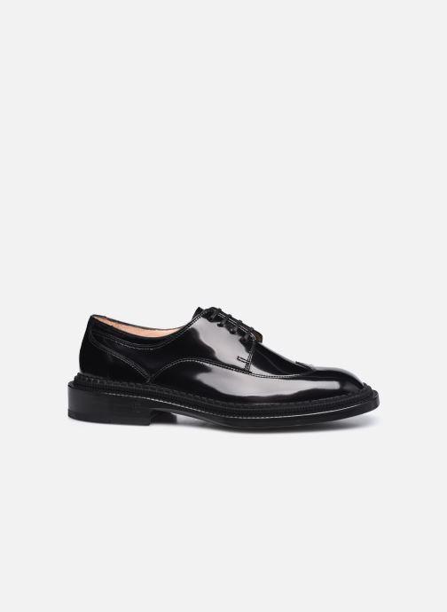 Chaussures à lacets Free Lance CHRIS DERBY Noir vue derrière