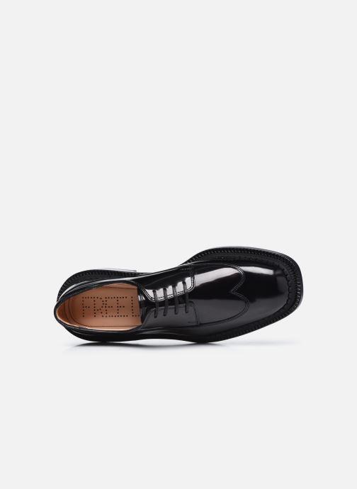 Chaussures à lacets Free Lance CHRIS DERBY Noir vue gauche