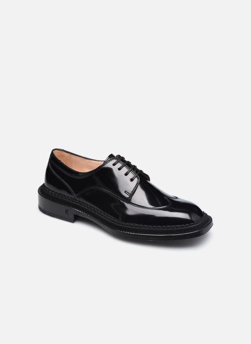 Chaussures à lacets Free Lance CHRIS DERBY Noir vue détail/paire