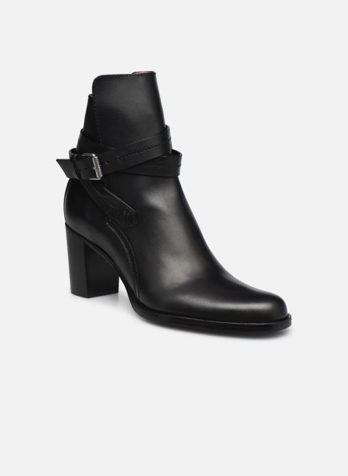 Stiefeletten & Boots Free Lance LEGEND 7 JODHPUR BOOT schwarz detaillierte ansicht/modell