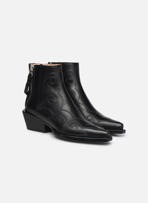 Stiefeletten & Boots Free Lance CALAMITY 4 DOUBLE ZIP schwarz 3 von 4 ansichten