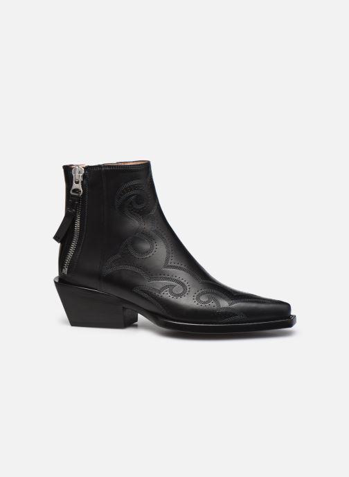Stiefeletten & Boots Free Lance CALAMITY 4 DOUBLE ZIP schwarz ansicht von hinten