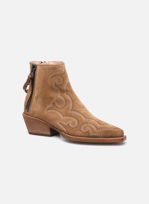 Stiefeletten & Boots Damen CALAMITY 4 DOUBLE ZIP