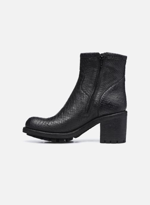 Stiefeletten & Boots Free Lance JUSTY 7 SMALL GERO schwarz ansicht von vorne