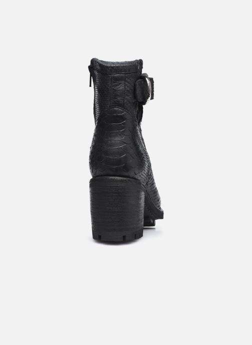 Stiefeletten & Boots Free Lance JUSTY 7 SMALL GERO schwarz ansicht von rechts