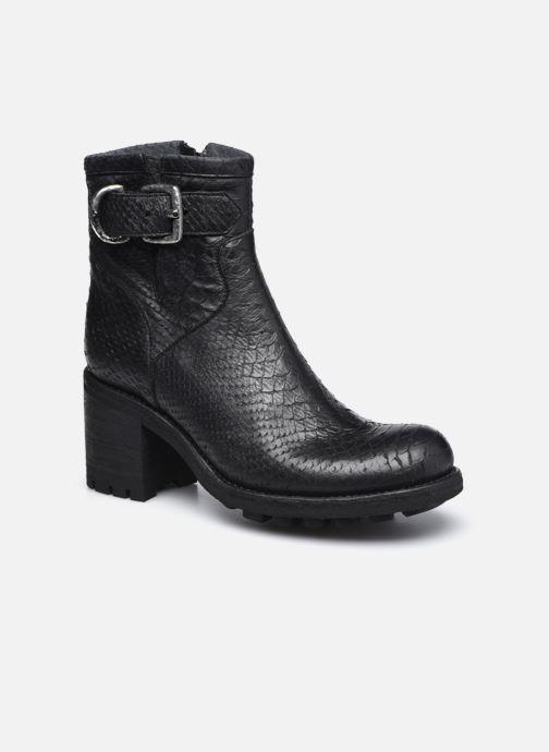 Stiefeletten & Boots Free Lance JUSTY 7 SMALL GERO schwarz detaillierte ansicht/modell