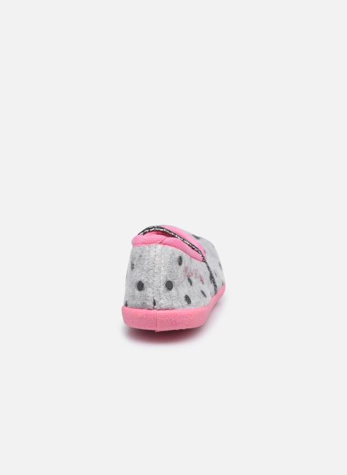 Chaussons Hello Kitty Hk Cerina Gris vue droite