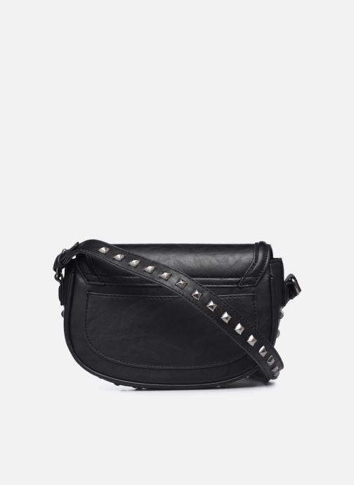 Handtaschen Pepe jeans Tina schwarz ansicht von vorne