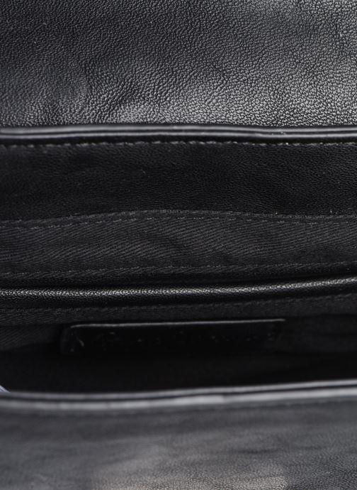 Handtaschen Pepe jeans Tina schwarz ansicht von hinten