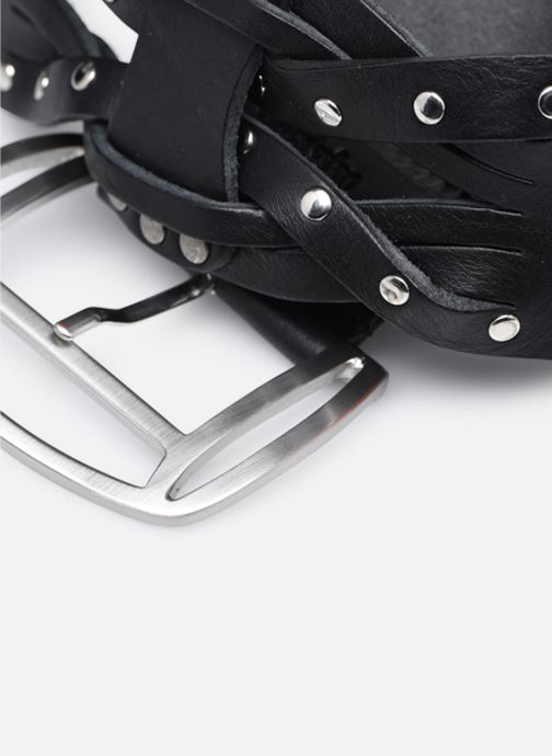 Cinture Pepe jeans Peggy Nero immagine frontale