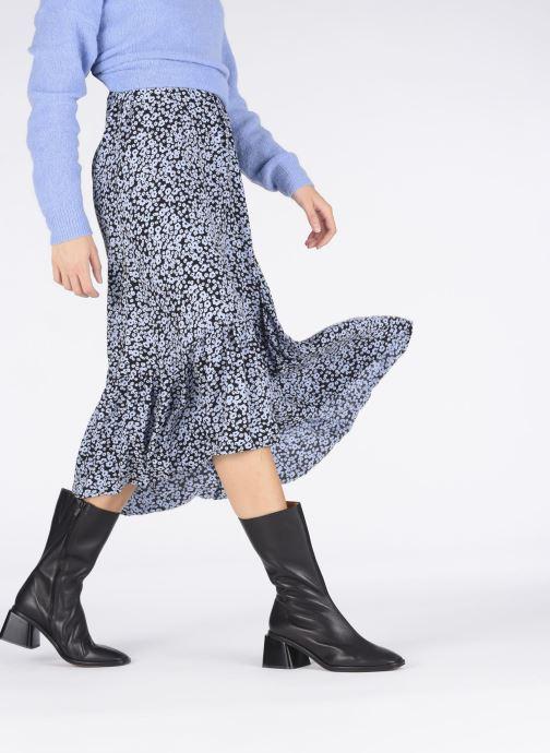 Stiefeletten & Boots Clergerie TARA schwarz ansicht von unten / tasche getragen