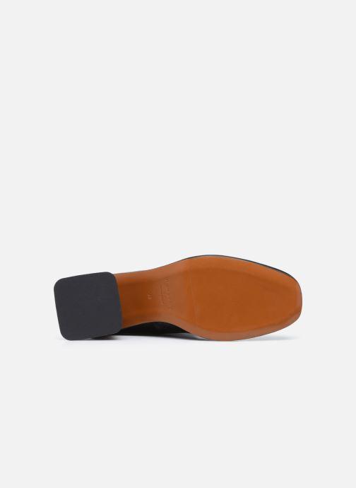 Stiefeletten & Boots Clergerie TARA schwarz ansicht von oben