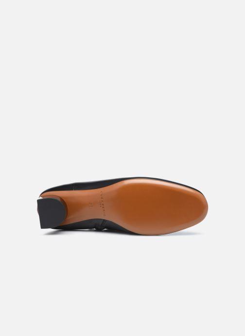 Boots en enkellaarsjes Clergerie PAIGE Zwart boven