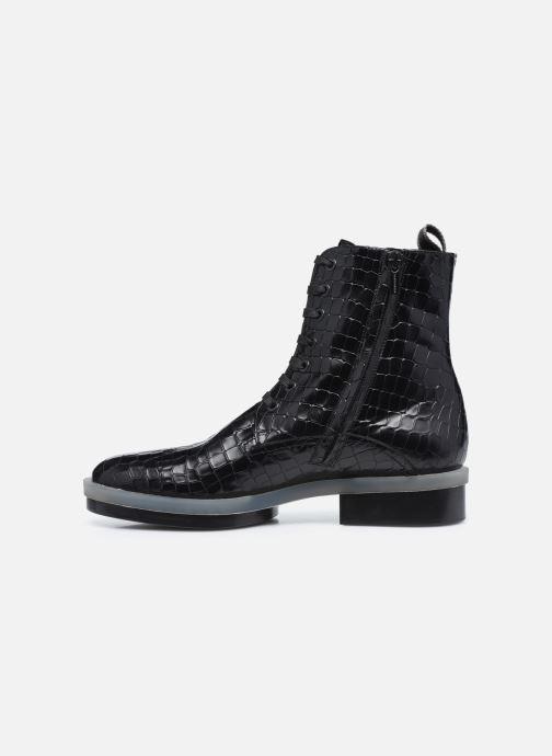 Bottines et boots Clergerie ROBYN Noir vue face