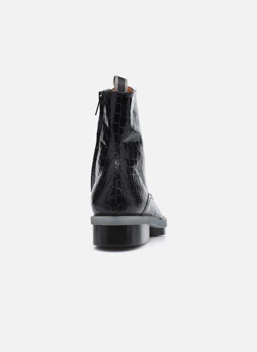 Bottines et boots Clergerie ROBYN Noir vue droite