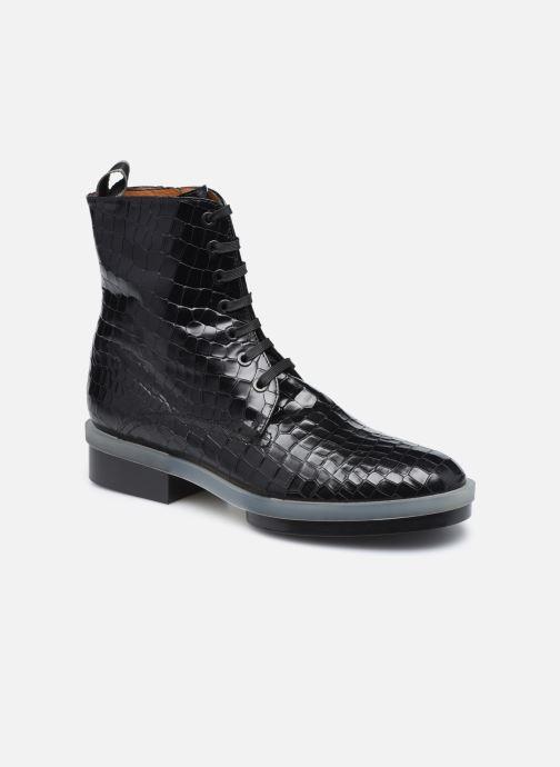 Bottines et boots Clergerie ROBYN Noir vue détail/paire