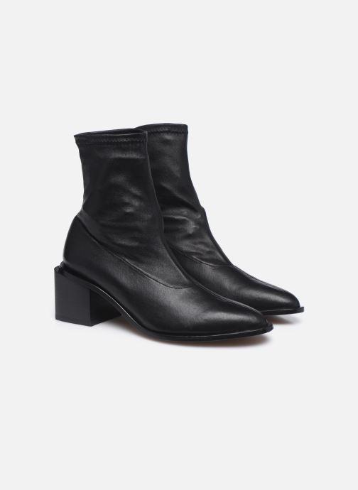 Boots en enkellaarsjes Clergerie XIA Zwart 3/4'